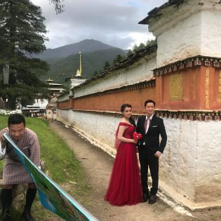 Bhutan Wedding Tour