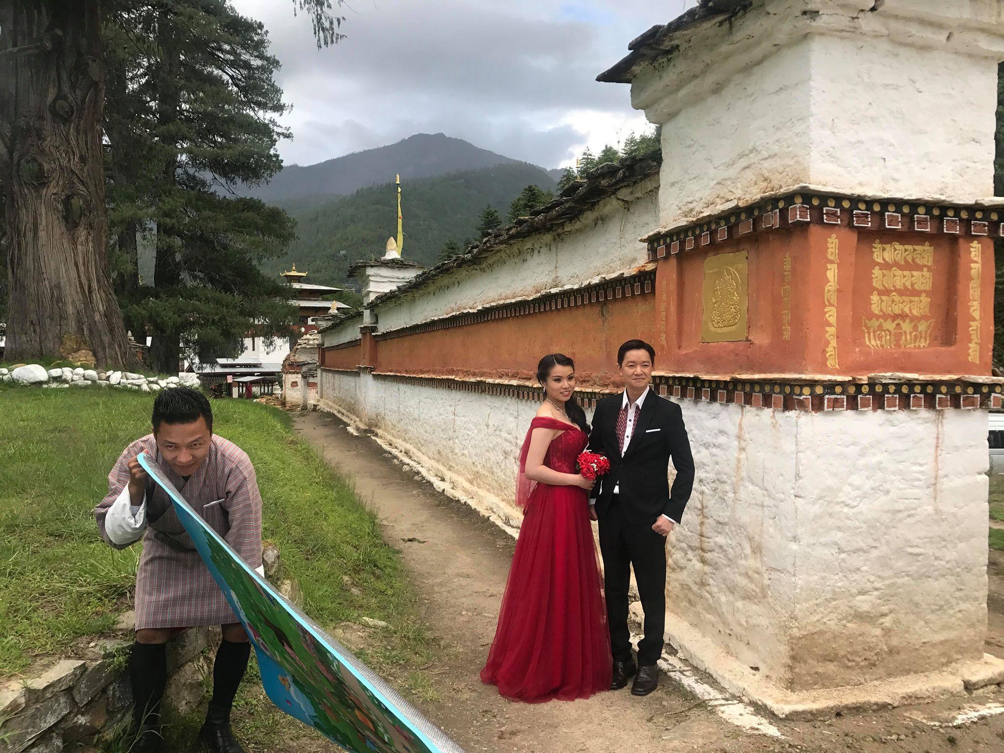 Bhutan Wedding Tour