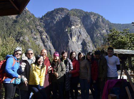 Bhutan Fam Trip