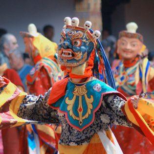 Trending Bhutan Festival Tour