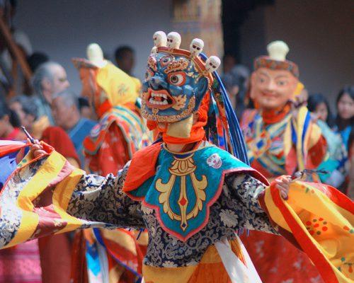 Bhutan Festival Tour