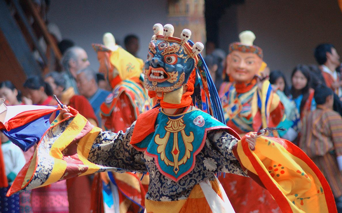 Jambay Lhakhang Festival Tour