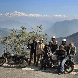 Bhutan Motor Biking Tour