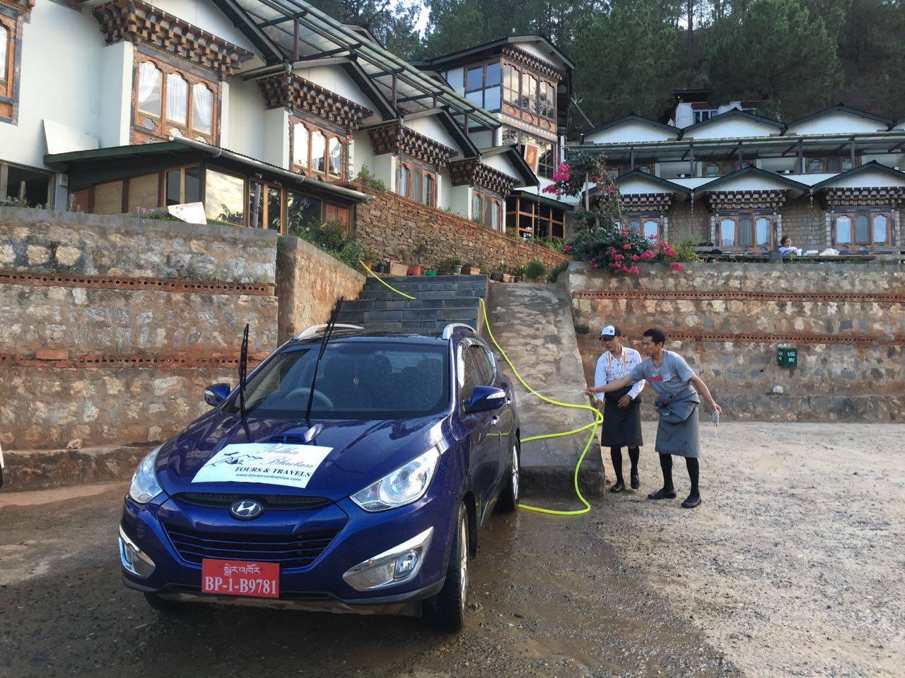 Self-Drive Central Bhutan Adventure
