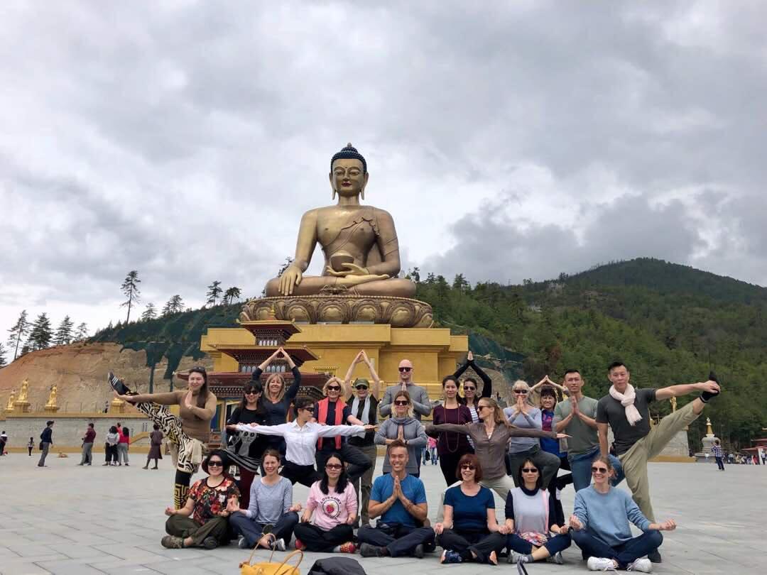 Bhutan Thunder Dragon Tour