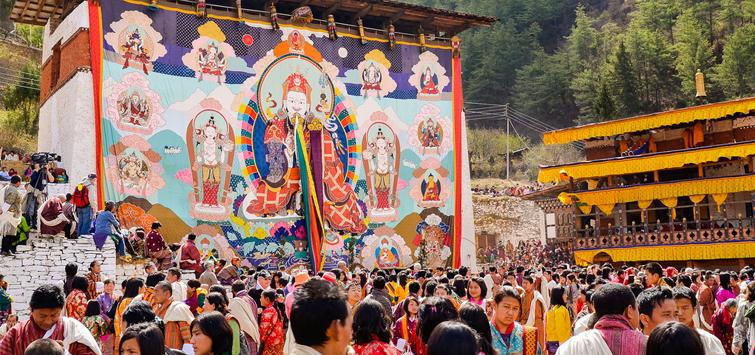 Bhutan Festivals Calendar 2020