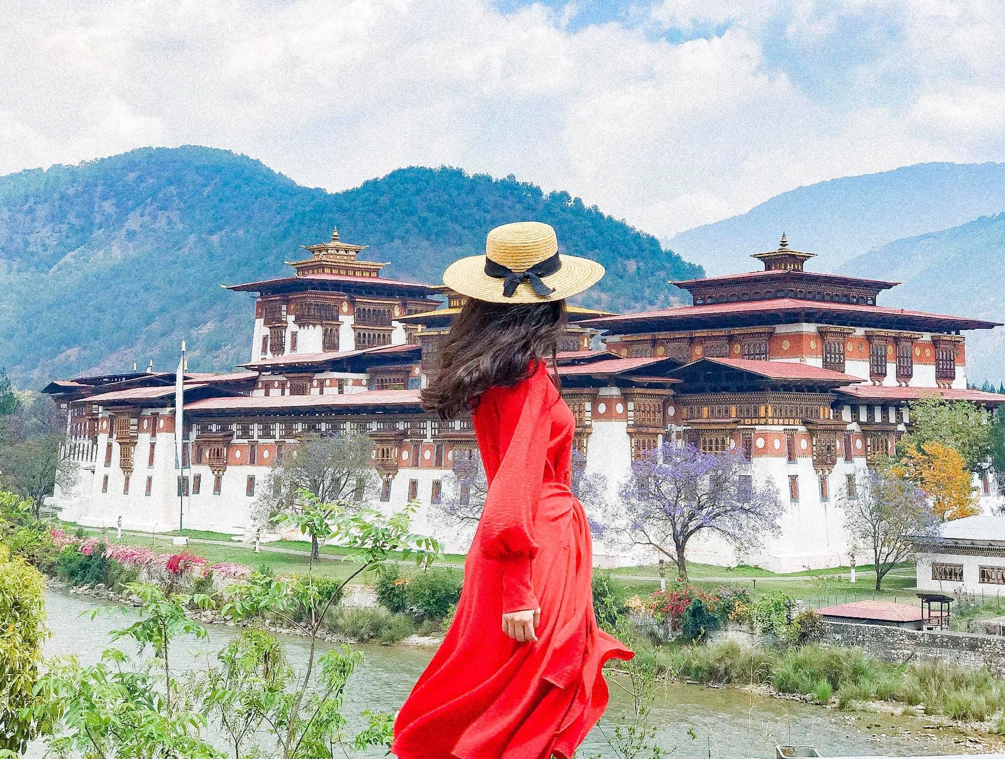 Glimpse Of Bhutan